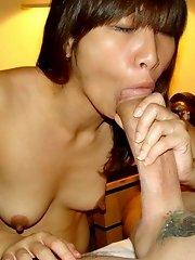 Super hardcore Thai girl known by the name of Meeko
