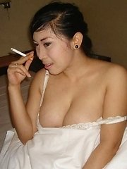 Chubby Indon whore with big juggs