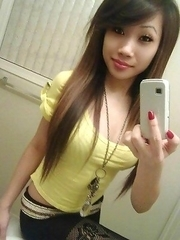 Compilation of gorgeous Asian girlfriends